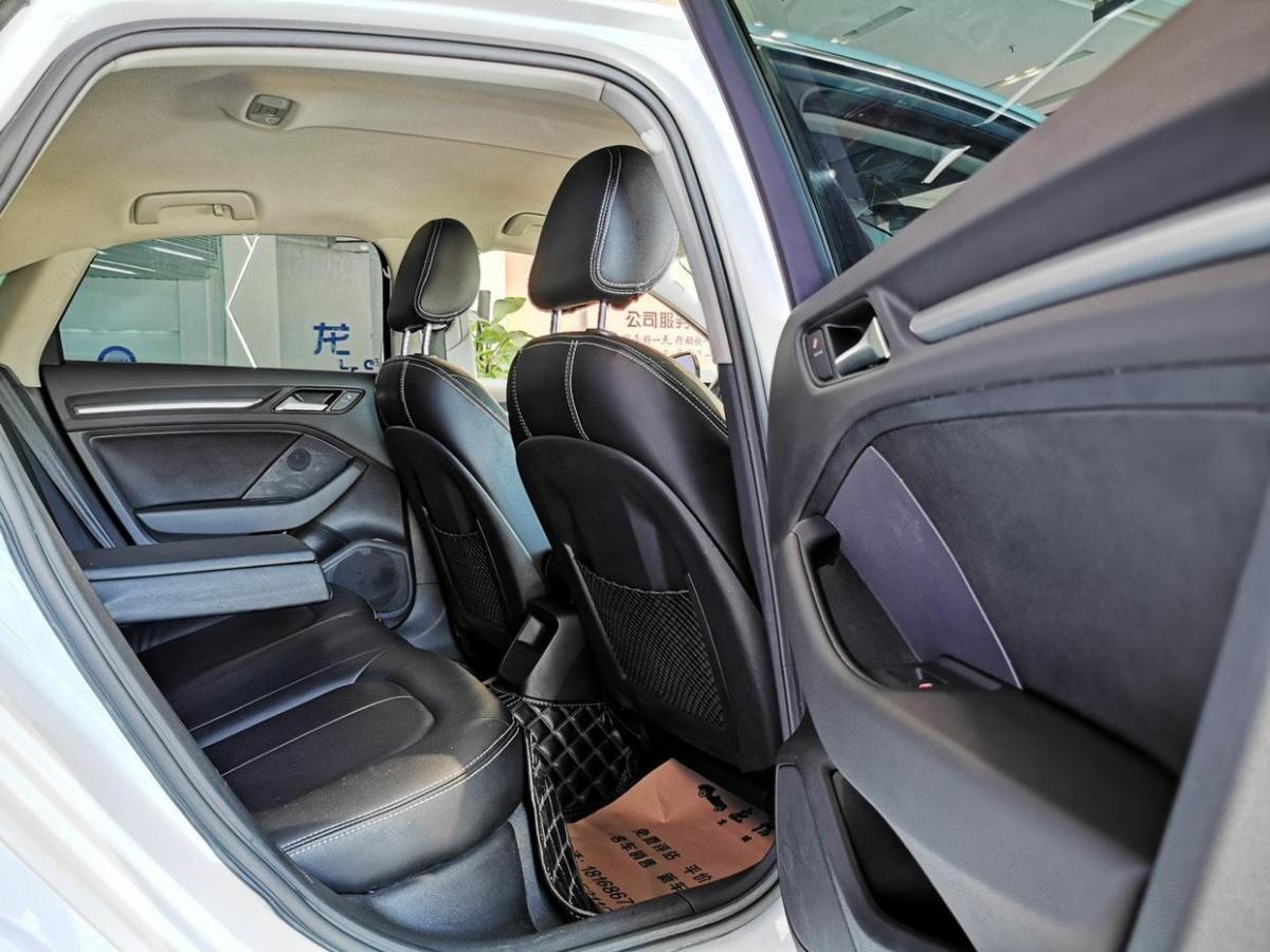 奥迪 奥迪A3  2016款 Limousine 35 TFSI 进取型图片