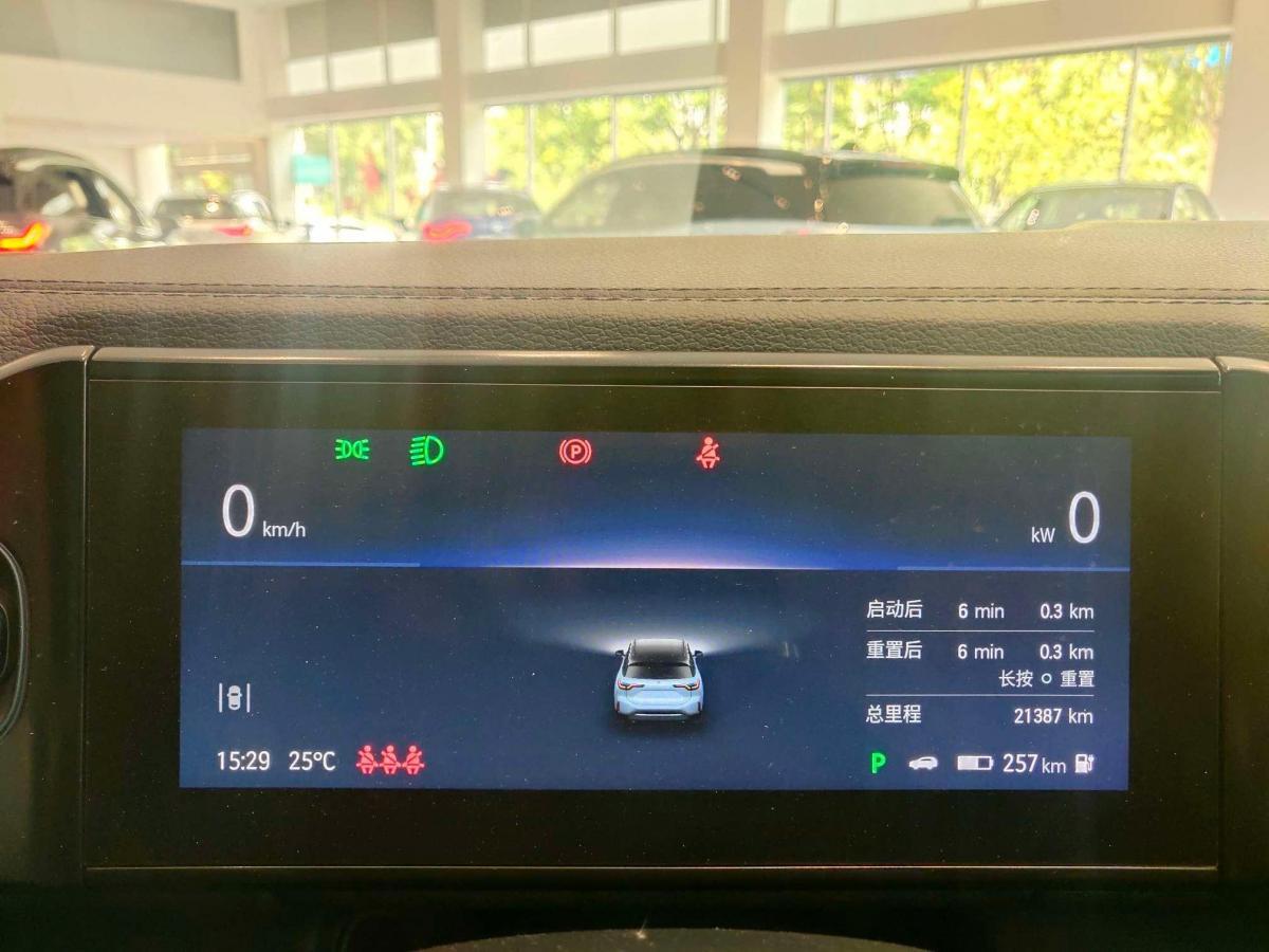 蔚来 ES6  2020款 430KM 性能版图片