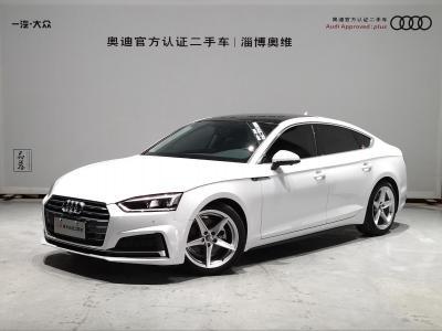 2019年1月 奥迪 奥迪A5(进口) Sportback 40 TFSI 时尚型图片