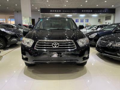 2011年7月 丰田 汉兰达  2.7L 两驱7座豪华版图片