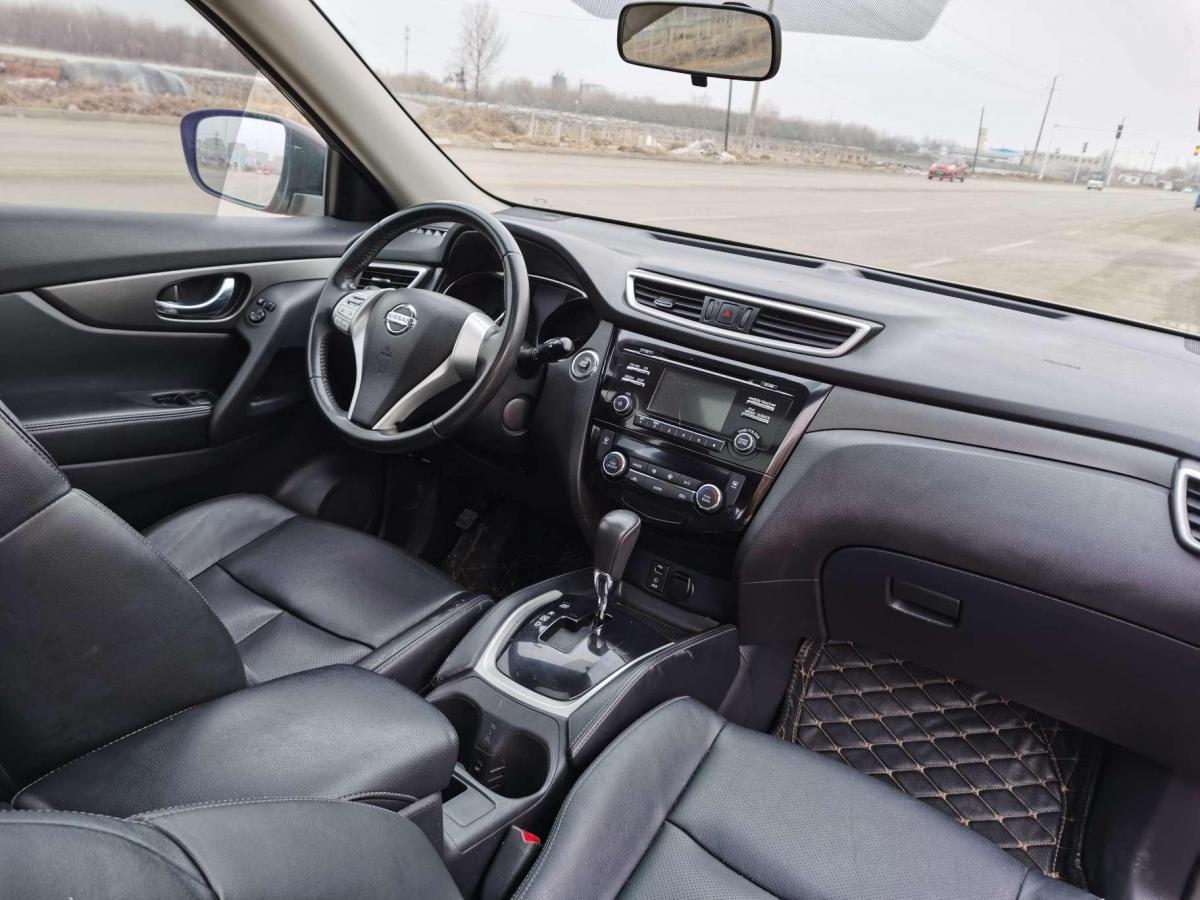 日产 奇骏  2015款 2.0L CVT舒适MAX版 2WD图片