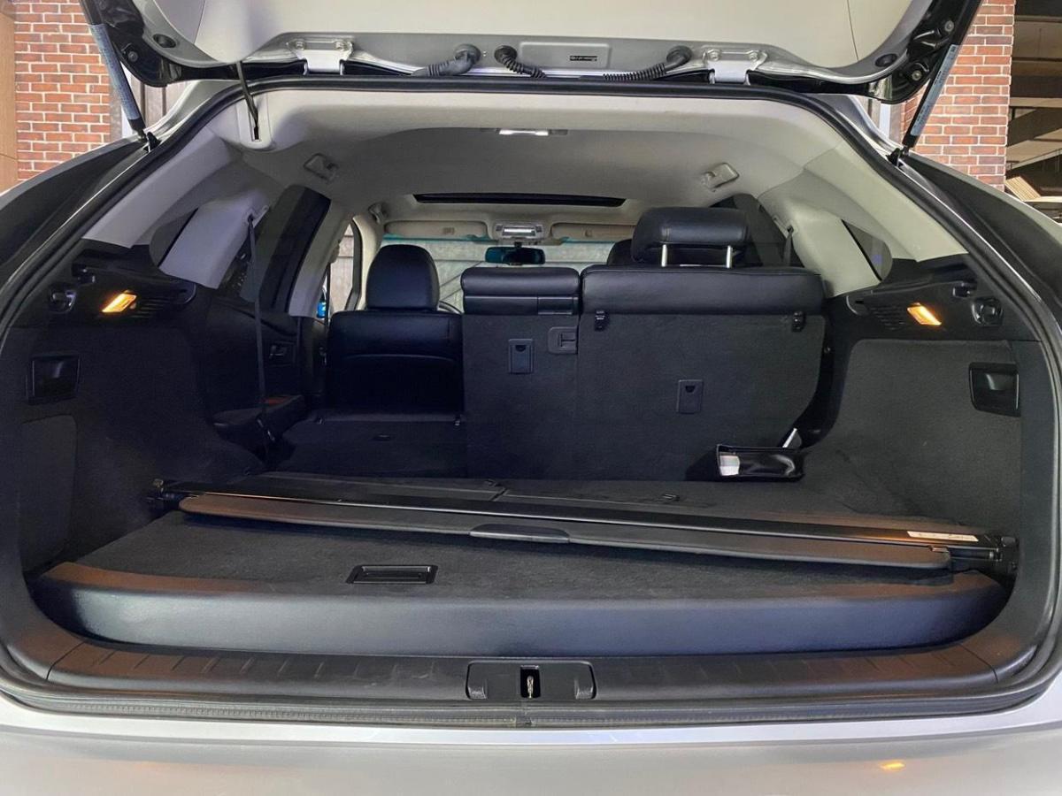 雷克萨斯 RX经典  2011款 270 豪华版图片