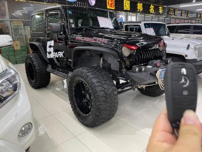 2014年6月 Jeep 牧马人(进口) 3.6L Rubicon 两门版图片