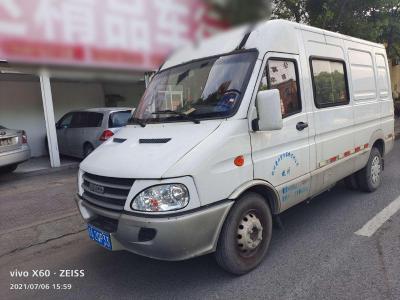 依维柯 褒迪Power Daily 2.8T-A36 客货两用图片