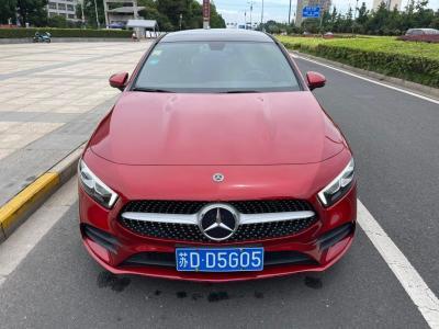 2019年1月 奔驰 奔驰A级(进口) A 200 动感型图片