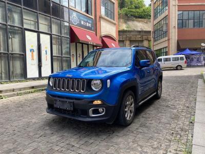 Jeep 自由侠  2018款 互联大屏版 180T 自动劲能版图片