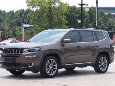 Jeep 指挥官  2018款 2.0T 四驱智享版 国VI图片