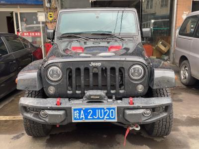 2015年10月 Jeep 牧马人(进口) 3.0L Sahara 四门版图片