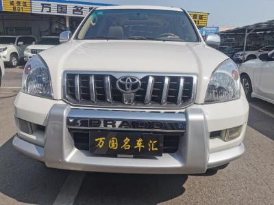 2003年9月 丰田 普拉多(进口) 4.0L 自动图片