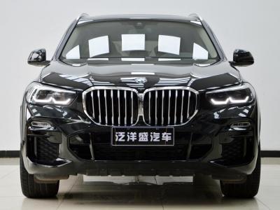 2021年2月 宝马 宝马X5(进口) xDrive30i M运动套装图片
