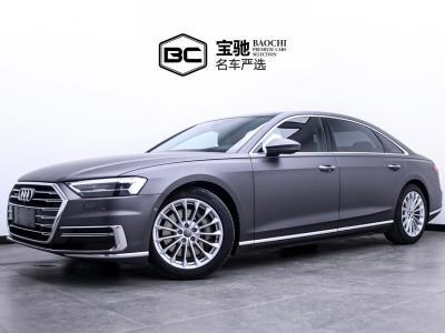 2019年1月 奥迪 奥迪A8(进口) A8L 55 TFSI quattro投放版尊享型图片