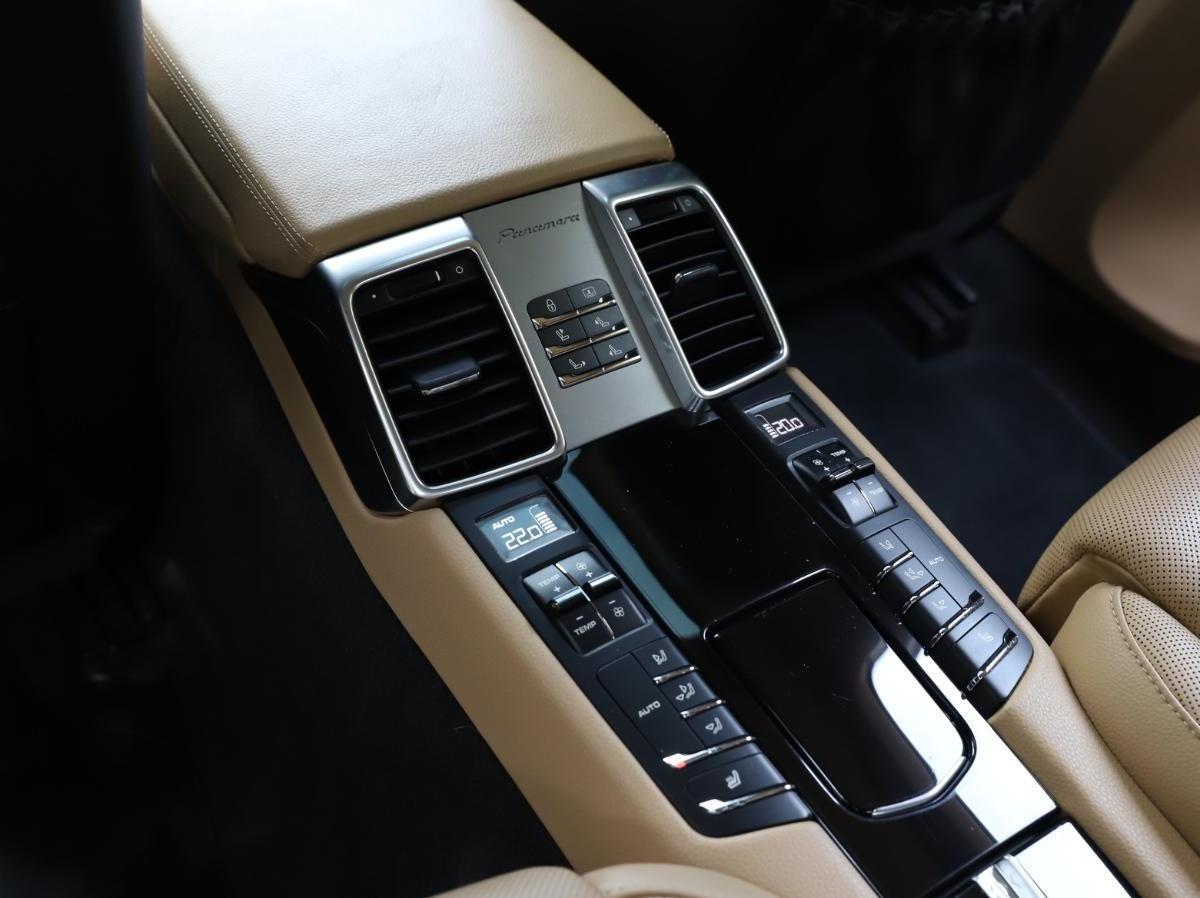 保时捷 Panamera 2014款 3.0T图片
