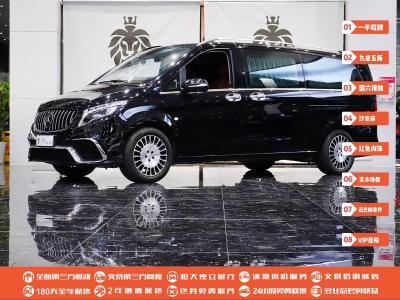 2019年8月 奔驰 威霆 2.0T 商务版 国VI图片
