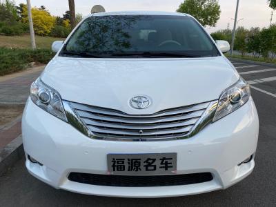 2014年4月 丰田 塞纳(进口) 3.5L 两驱L图片