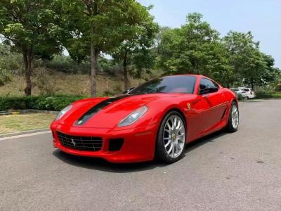 2012年1月 法拉利 599 599 GTB Fiorano 6.0图片