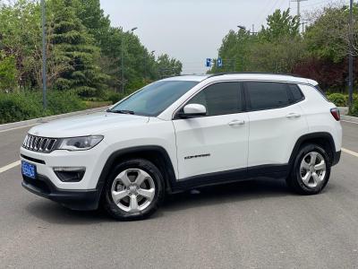 Jeep 指南者  2019款  220T 自動悅享版圖片