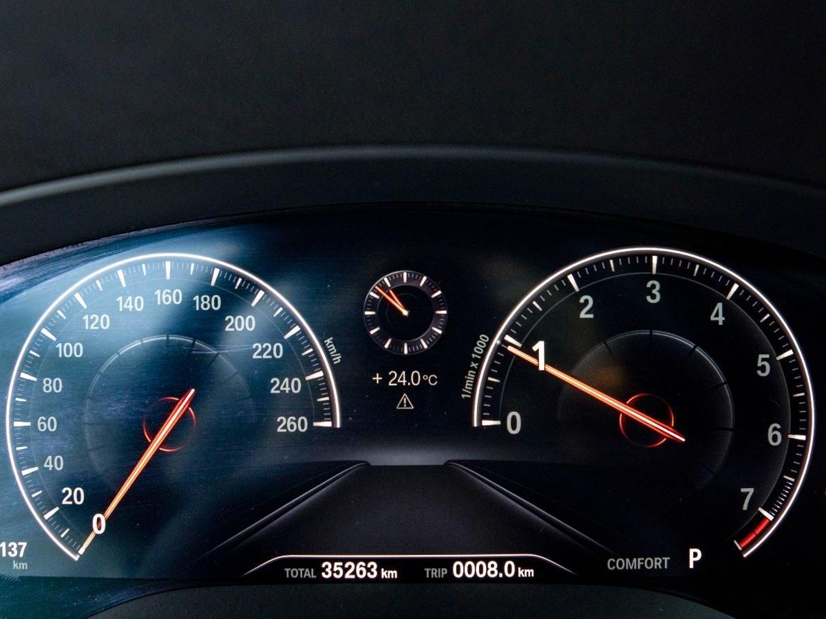 宝马 宝马5系  2019款 525Li M运动套装图片
