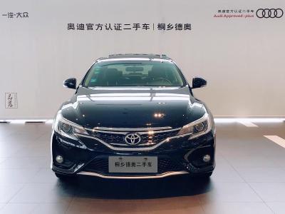 豐田 銳志  2013款 2.5V 尚銳版