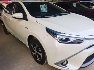豐田 雷凌  2018款 雙擎 1.8H GS-V CVT尊貴版 國V