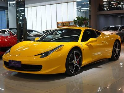 2013年6月 法拉利 458 4.5L Italia圖片
