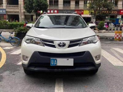 豐田 RAV4  2015款 2.0L CVT風尚版圖片