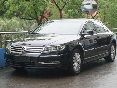 2011年9月 大众 辉腾(进口) 3.6L V6 5座加长舒适版图片