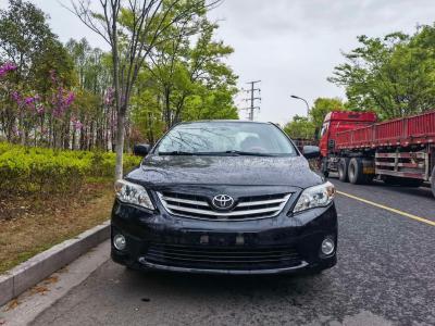 豐田 卡羅拉  2011款 1.8L CVT GL-i紀念版圖片