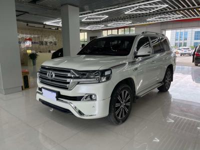 2020年7月 丰田 兰德酷路泽(进口) 4.0L V6 中东低配版图片