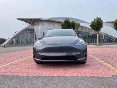 2021年4月 特斯拉 Model Y Performance高性能全轮驱动版图片