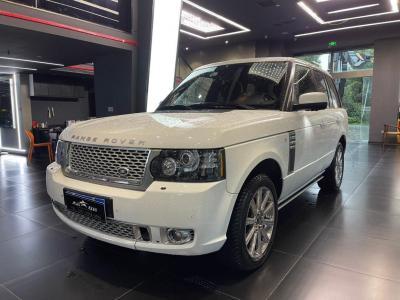 路虎 揽胜  2011款 5.0 V8 SC