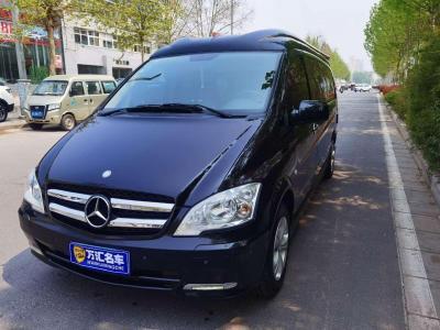 2014年6月 奔驰 威霆 2.5L 商务版图片