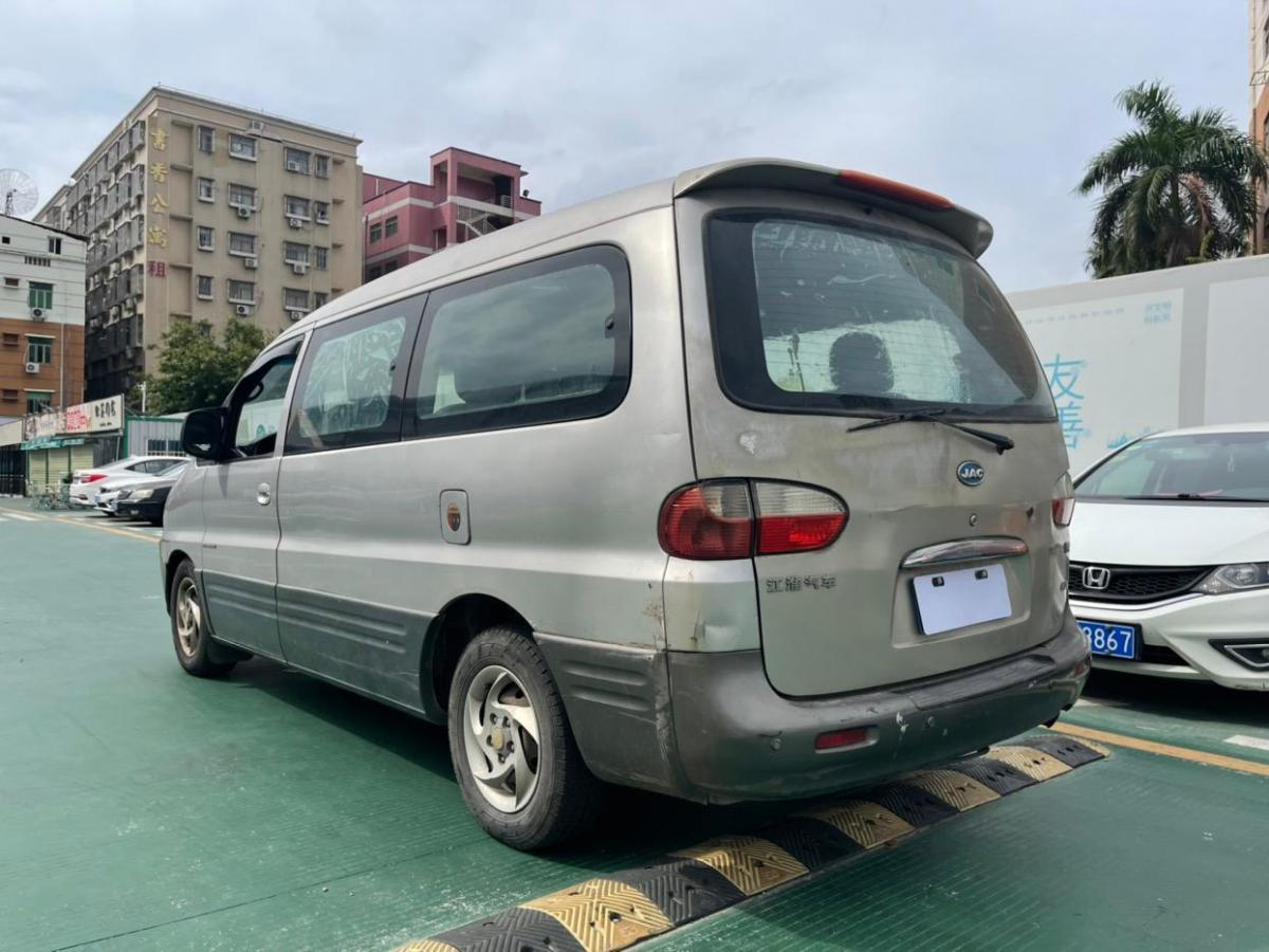 江淮 瑞风  2008款 2.4LⅠ代 汽油 手动豪华型HFC4GA1图片