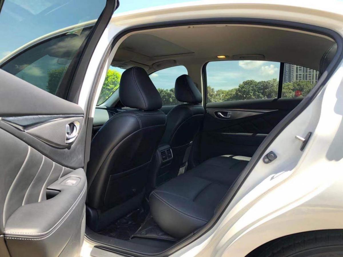 英菲尼迪 Q50  2014款 3.7L 舒适版图片