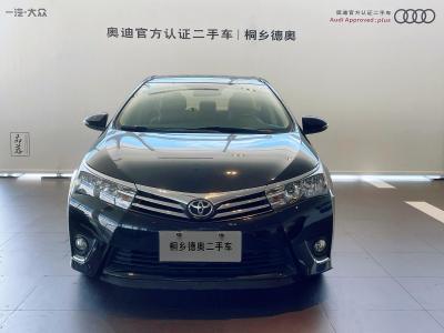 丰田 卡罗拉 1.6L CVT GL图片