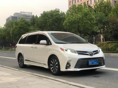 2019年6月 丰田 塞纳(进口) 3.5 LE 两驱8座 美规版图片
