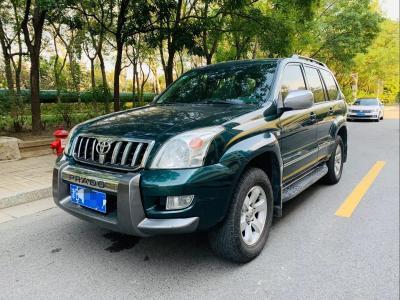2007年12月 丰田 普拉多(进口) 2006款 4.0L VX NAVI版图片