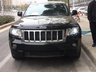 2011年12月 Jeep 大切诺基  改款 3.6L 周年纪念导航豪华型图片