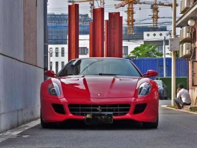2008年6月 法拉利 599 599 GTB Fiorano 6.0图片