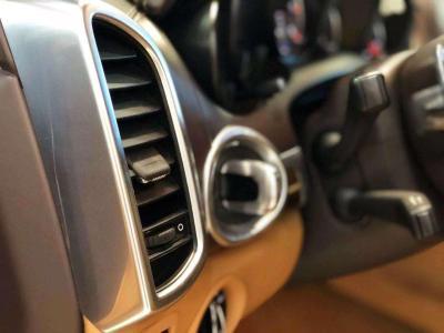 保时捷 Cayenne Cayenne Turbo 4.8T图片