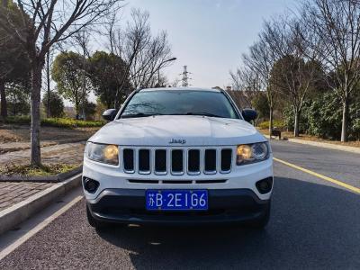 Jeep 指南者  2014款 2.4L 四驱运动版图片
