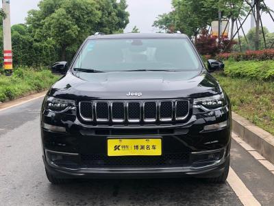 Jeep 指揮官  2018款 2.0T 四驅臻享版