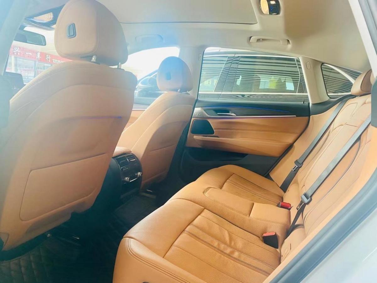 宝马 宝马6系GT  2021款 630i 豪华设计套装图片