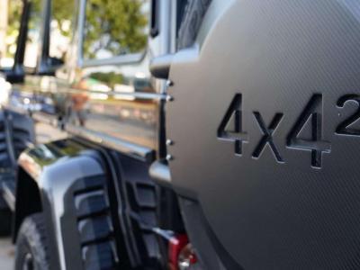 2011年7月 奔驰 奔驰G级AMG AMG G 55图片