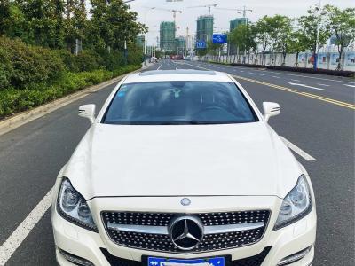 2013年9月 奔驰 奔驰CLS级  CLS 300 CGI图片