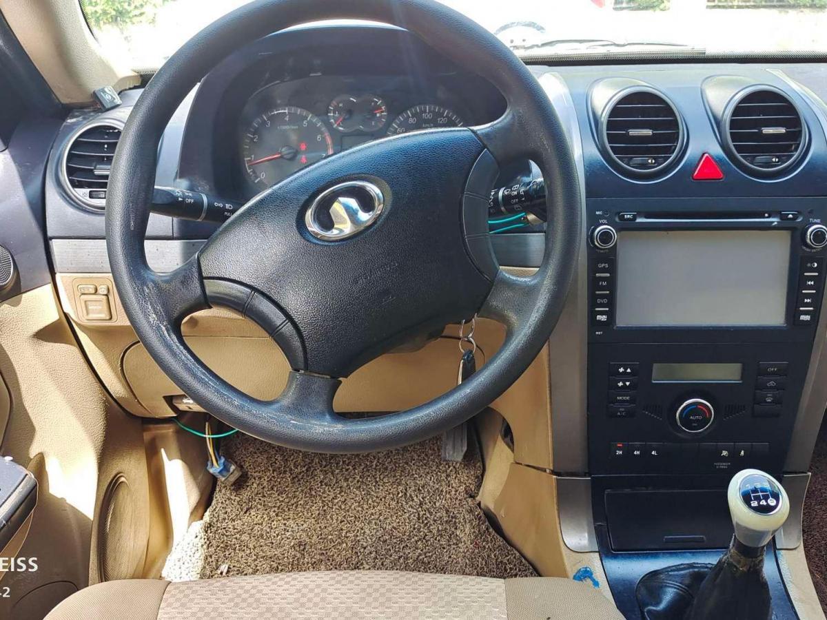 哈弗 H5  2012款 欧风版 2.4L 四驱舒适型图片