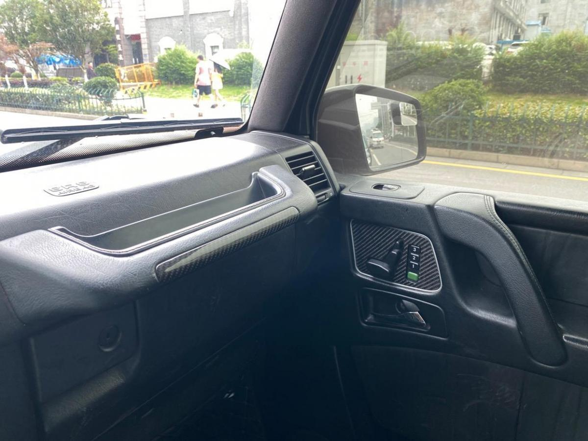奔驰 奔驰G级AMG  2007款 AMG G 55图片