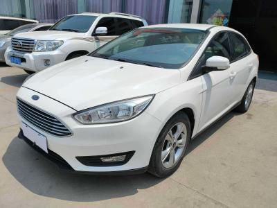 福特 福克斯  2015款 兩廂 1.6L 手動舒適型