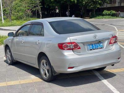 豐田 卡羅拉  2011款 1.8L CVT GL-i