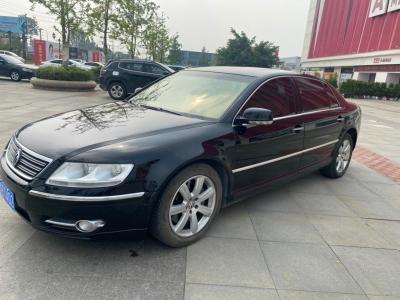 大眾 輝騰  2009款 3.6L V6 5座加長舒適版圖片