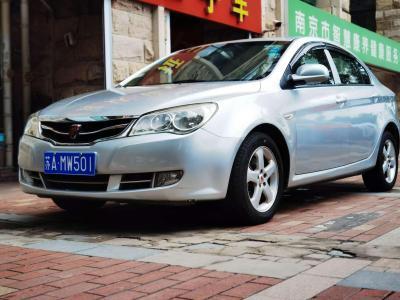 2010年05月 荣威 350 350S 1.5L 自动迅达版图片